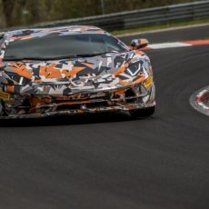 Raging Bull On Steroids: Lamborghini Aventador SVJ Hits The Ring