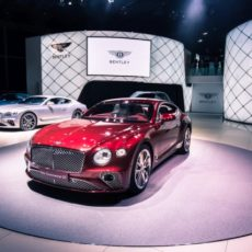 Exclusive: Bentley Continental GT Launched In India
