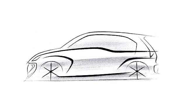 Hyundai Motors is set to introduce a new small hatchback in October