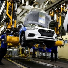 Hyundai's Smart Plant and 'Technologies of Tomorrow'