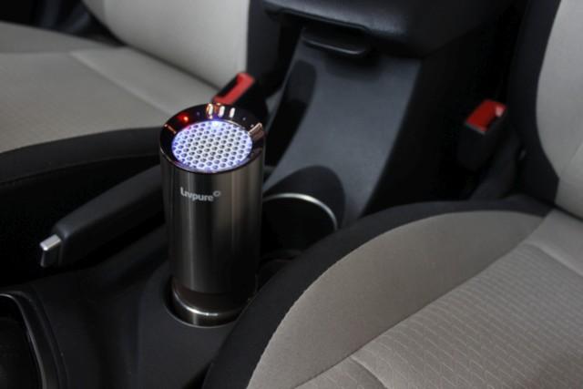 Livpure Fresh O2 Car Air Purifier