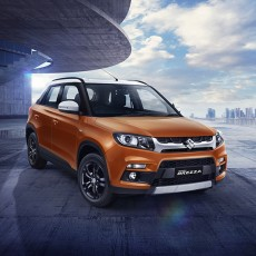 Maruti Suzuki Vitara Brezza Crosses 3 Lakh Units in Sales
