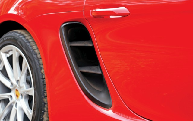 Porsche 718 Boxster road test review
