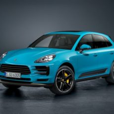 Porsche Macan 2019 Facelift Revealed