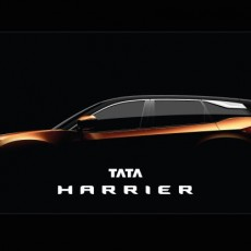 Tata H5X concept SUV to be called Harrier