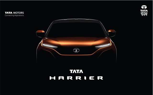 Tata Harrier SUV h5x announced in India