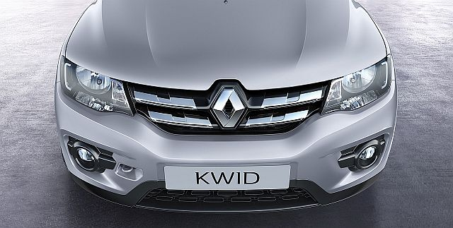 We look at the upgraded Renault Kwid 2018 Feature Loaded Range