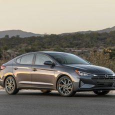 2019 Facelift Hyundai Elantra Unveiled
