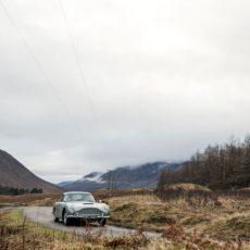 Aston Martin To Recreate Iconic James Bond DB5