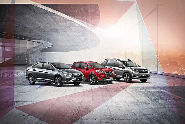 Honda Special Edition cars called the WR-V Alive, City Edge and BR-V Style just introduced