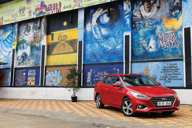 Hyundai Verna diesel auto user review