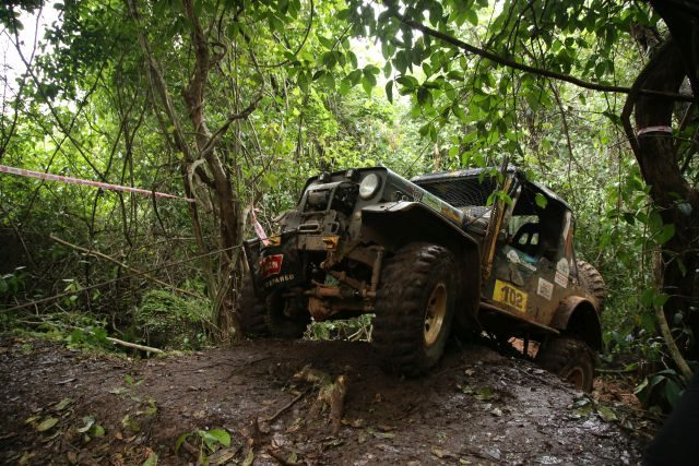 Isuzu RFC India 2018 – Natural Terrain, Unnatural Challenge