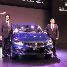 New Maruti Suzuki Ciaz Launched