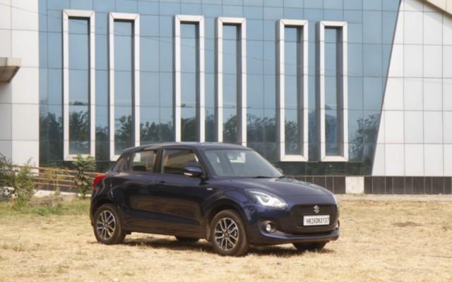 Maruti Suzuki Swift Long Term Welcome Car India