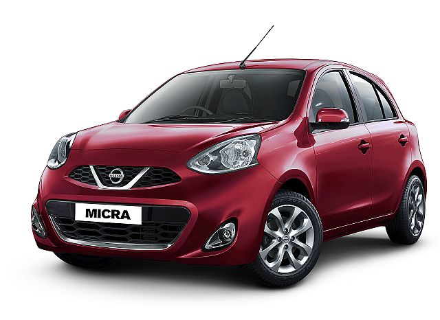 2018 Nissan Micra Now With a 6.2-inch Touchscreen Display