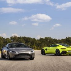 Aston Martin Vantage Launched In India