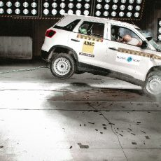 Global NCAP World Congress Delhi Announces Safety Ratings for Brezza, Nexon and Lodgy