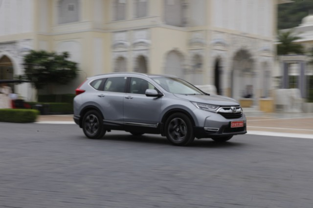 Honda CR-V First Drive Review