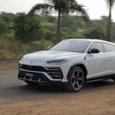 Lamborghini Urus First Drive Review – Feeling Bullish