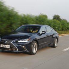 2018 Lexus ES 300h First Drive Review