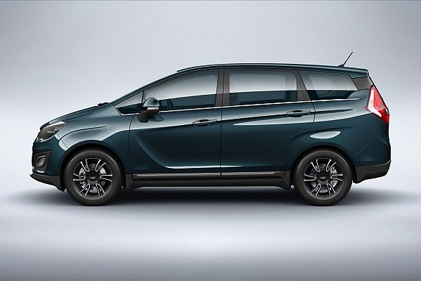 Mahindra Marazzo Launched Today