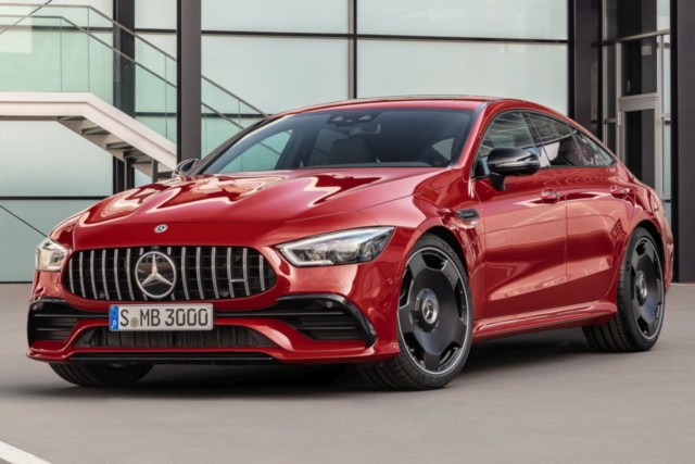 Mercedes-AMG GT 43 4-Door Coupe