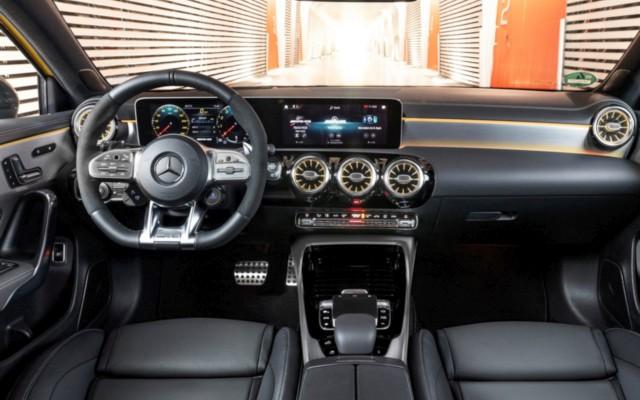 Mercedes-AMG A 35 4MATIC 2019