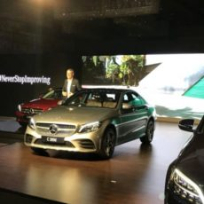 New Mercedes-Benz C-Class Launched