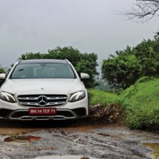 Mercedes-Benz E-Class All-Terrain Road Test Review – Breed Between the Lines
