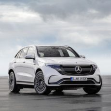 Mercedes-Benz EQC Makes Début as the Mercedes of Electric Cars