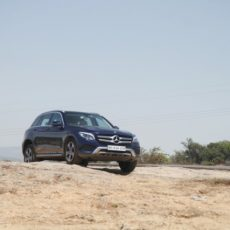Mercedes-Benz GLC 300 4MATIC Road Test Review