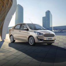 2018 Ford Aspire Launch On 4 October; Bookings Open