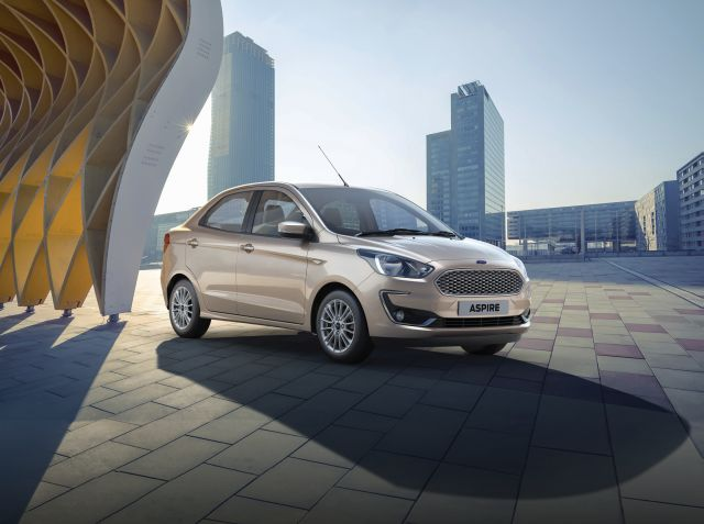 Ford Aspire booking open before 4 october launch