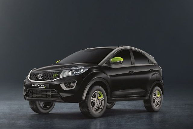 New Tata Nexon SUV available in special variant