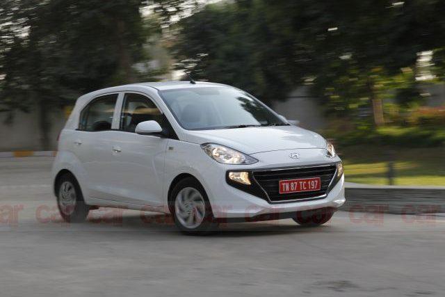 Latest Hyundai Santro test review