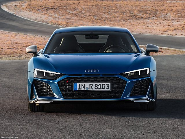 2019 Audi R8 Coupé and Spyder Revealed