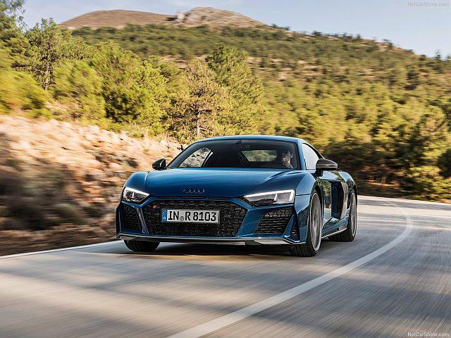 2019 Audi R8 Coupé and Spyder Revealed