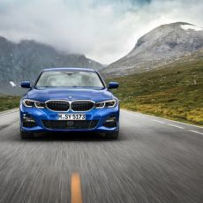 New BMW 3-Series Revealed