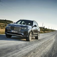 Bringing The 7 To The SUV: New BMW X7 Unveiled