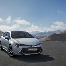 New Toyota Corolla To Be Unveiled Soon