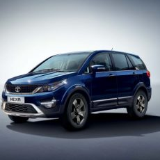 Tata Hexa XM+ Variant Launched