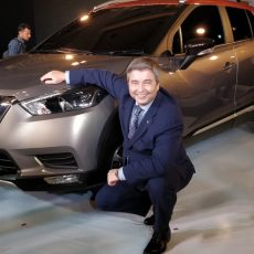 Nissan Unveil the Made in India Kicks SUV