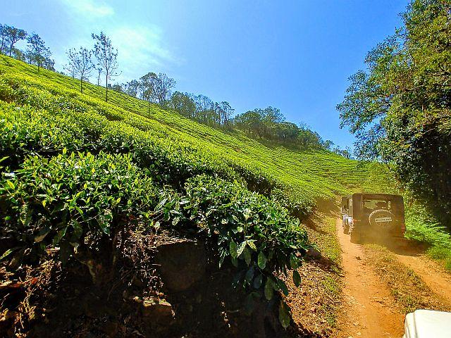 Mahindra Adventures - Sakleshpur