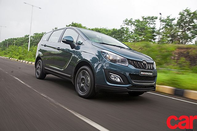 Mahindra Marazzo Scores Over 10,000 Bookings in a Month