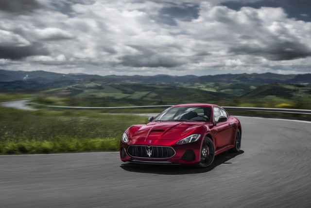 New Maserati Granturismo Launched In India Car India