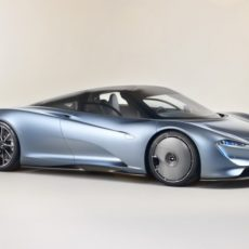 McLaren Speedtail – The New Hyper-GT Reincarnate