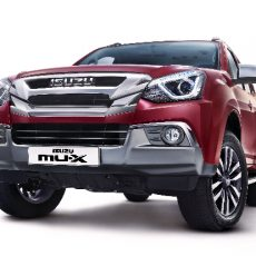 New 2019 Isuzu mu-X launched From 26.27 lakh