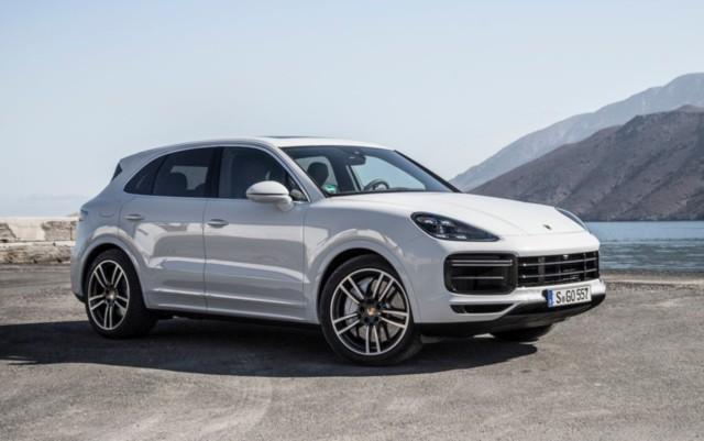 Porsche Cayenne 2018