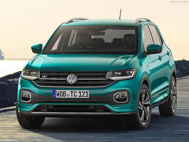 Volkswagen Launch India Bound New T Cross In Europe Car India