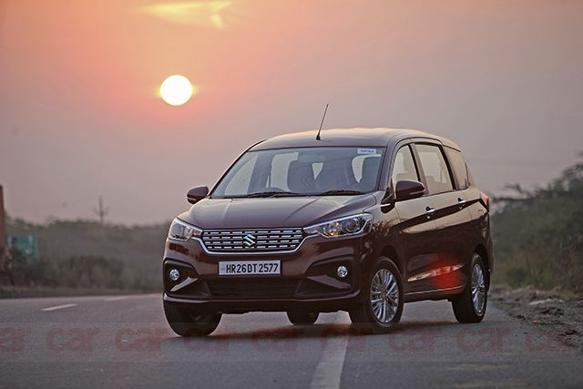New Maruti Suzuki Ertiga First Drive Review